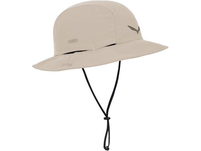 Salewa Puez Sun Prot Brimmed Hat Plaza Taupe